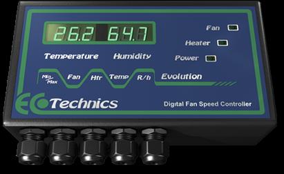 evolution fan speed controller